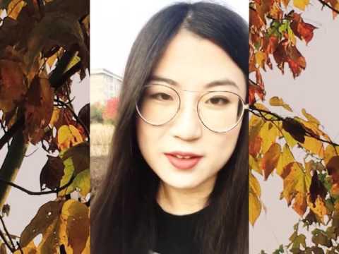 introduction video of Xu Lu