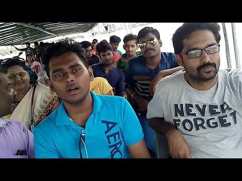 Kochin | Alleppey Vlog | 15.08.2017 | College Tour | Bhuwaneshwaran Vasu