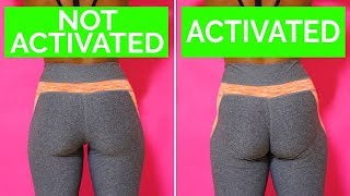 5 MIN GLUTE ACTIVATION | Get Better Butt Workout Results