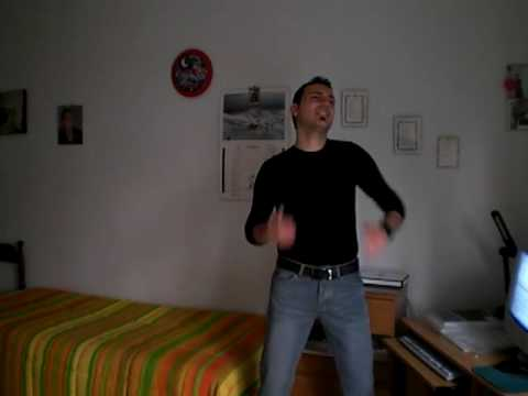 Nino Fiorello - Angelo blu ( cover by Mister Giò )