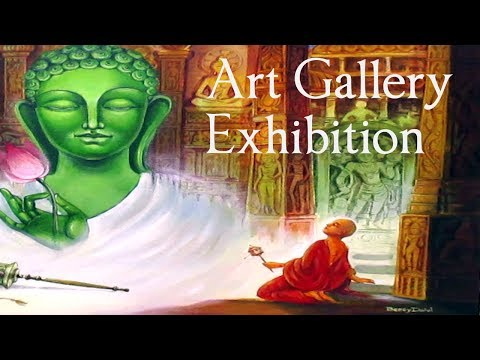 Gaganendra Art Gallery Exhibition, Kolkata