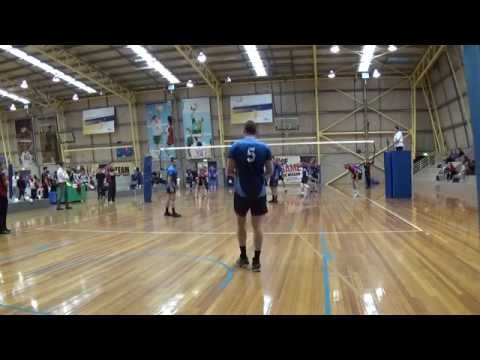 Monash v Melbourne Uni - Part 1 - 2014 Victorian Volleyball League