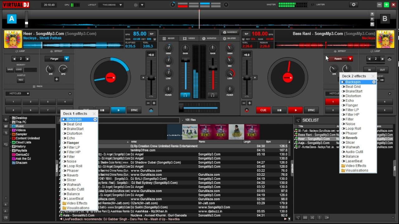 Virtual DJ 8 Nucleya Mix | APK