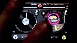 DJ TRÊN iPhone