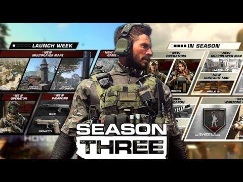 Modern Warfare: Everything Coming In Season 3!