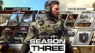 Modern Warfare: Everything Coming In Season 3!