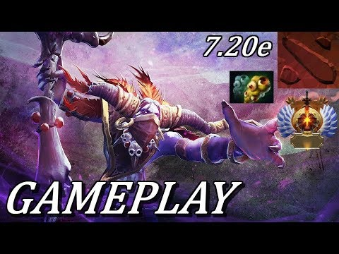 NEW YEAR, MORE GAMING! Witch Doctor Ranked Gameplay Commentary [IMMORTAL] Dota 2