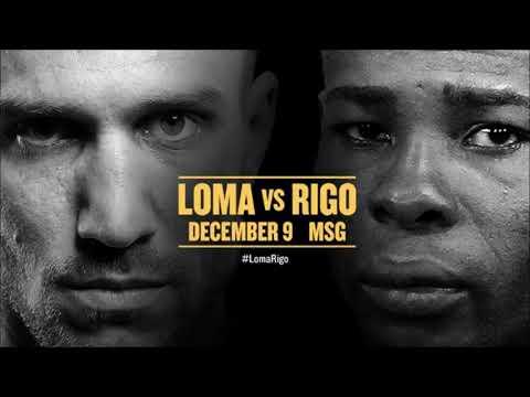 VASYL LOMACHENKO VS GUILLERMO RIGONDEAUX - DECEMBER 9TH!!!
