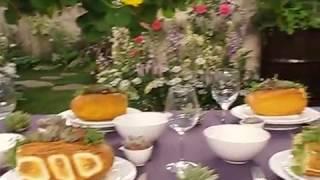第19回 国際バラとガーデニングショウ 平野レミのキッチンガーデン レ...