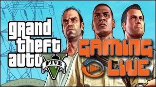 Gaming live PS3 - Grand Theft Auto V - 01/10 : Présentation générale