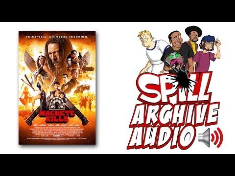 'Machete Kills' Spill Audio Review