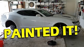 Paint Your Brake Calipers - G2 Brake Caliper Paint System