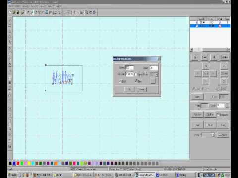 LaserCut 5.3 Software Tutorial Part6 (English) thumbnail