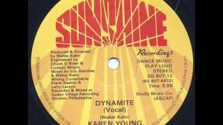Karen Young  -   Dynamite 1981
