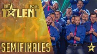 Los Mallorca's Gay Men Chorus han hecho un mix de canciones | Semifinales 3 | Got Talent España 2016