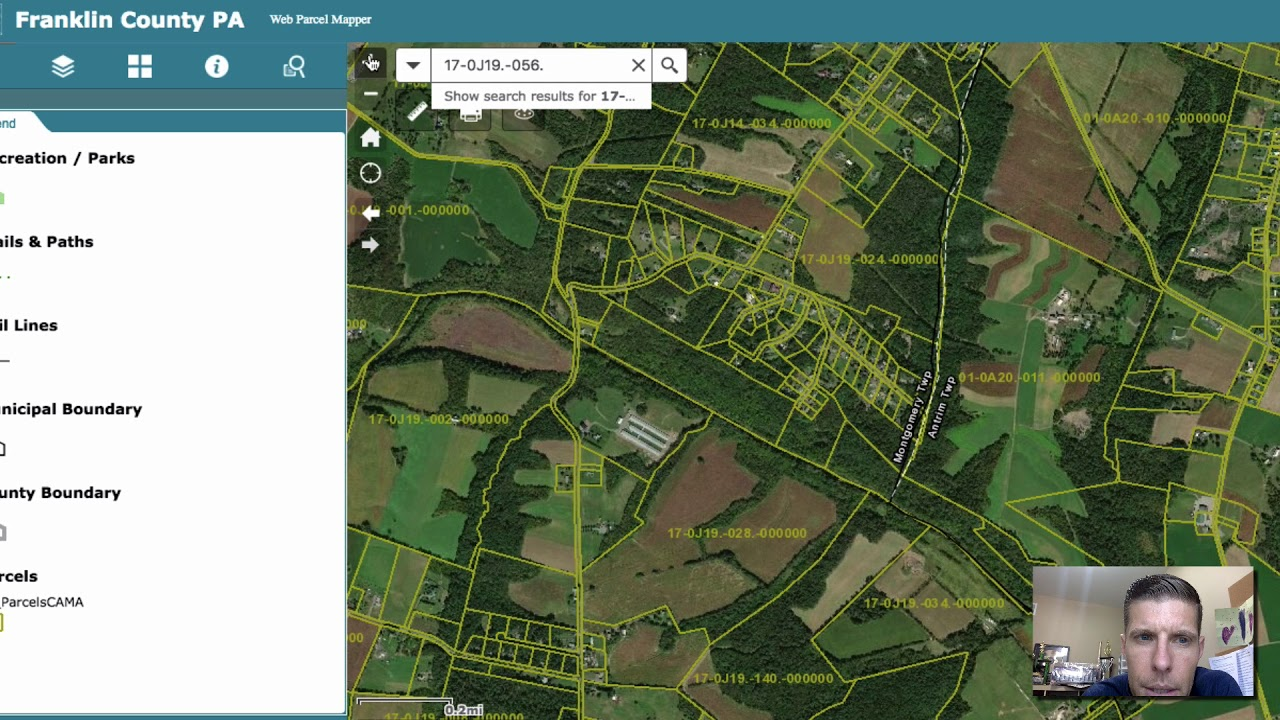 Land For Sale Franklin County PA Montgomery Twp - 1.79 Acre