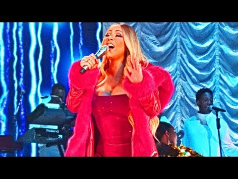 Mariah Carey - EXCELLENT Vocals In Leeds! 'Highlights' (Christmas Tour 2018)