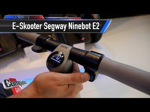 Ninebot ES2: Elektrischer Tretroller von Segway