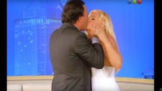 Susana recibe a Julio Iglesias y se lleva una gran sorpresa ...