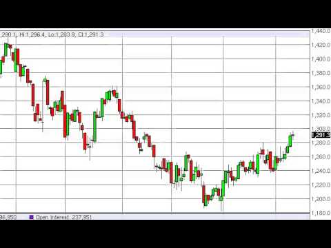 Gold Technical Analysis for February 13, 2014 by FXEmpire.com