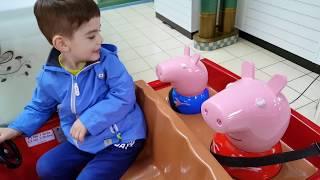 Alex Fun Ride on Car Children Playing
