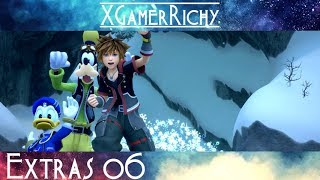 Kingdom Hearts III Playthrough [Extras Part 6: Verum Rex and Frozen Slider]