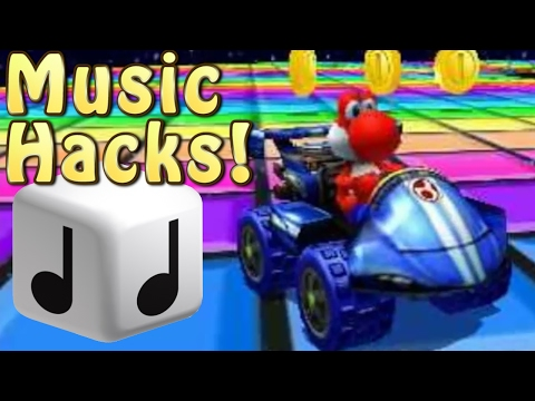 Mario Kart 7 Custom Music Hacks!