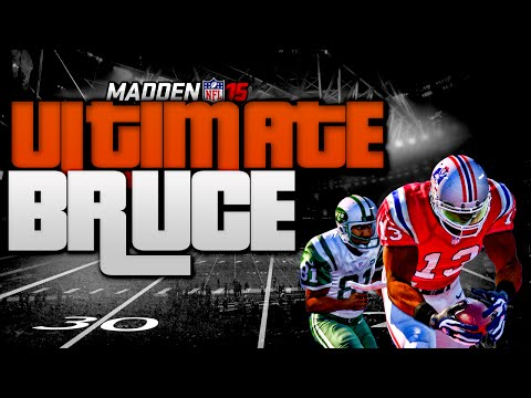 Madden NFL 15 Ultimate Team -  Matthews LIGHTS UP The Night Train! Ultimate Bruce Smith! -  MUT 15