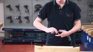 BOSCH Mesin Bor GBM 350 Profesional Reversible  Variable speed
