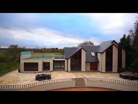Inside UK's Luxury Home - Beautiful Property in Nottingham, Fernhill House