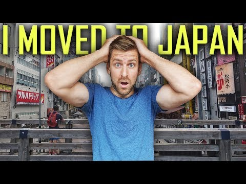 My First Day in Japan | American Living in Japan