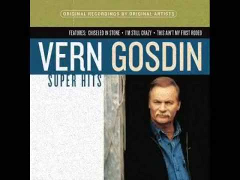 1990   THIS AIN'T MY FIRST RODEO   Vern Gosdin