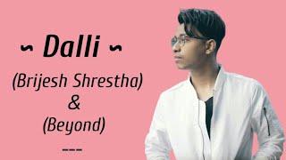 Dalli (lyrics)   Brijesh Shrestha & Beyond   Nepali Hit Song