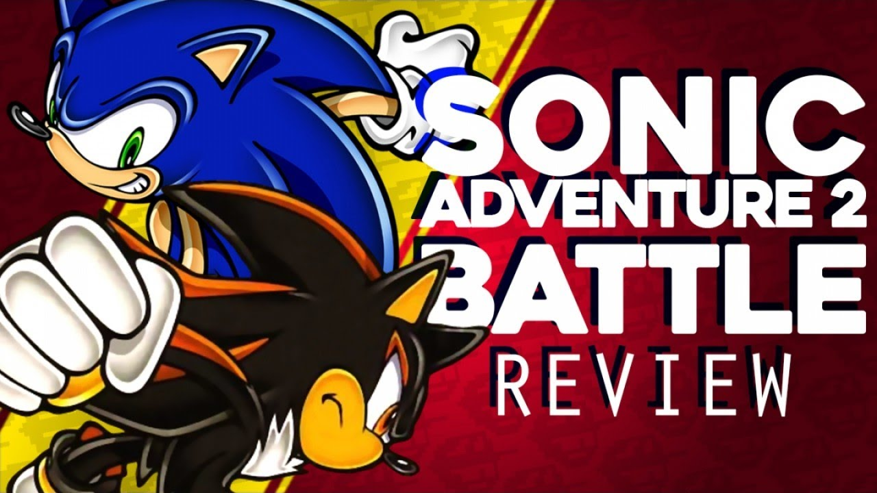 SONIC ADVENTURE 2 BATTLE - CRITIQUE - PuNkY
