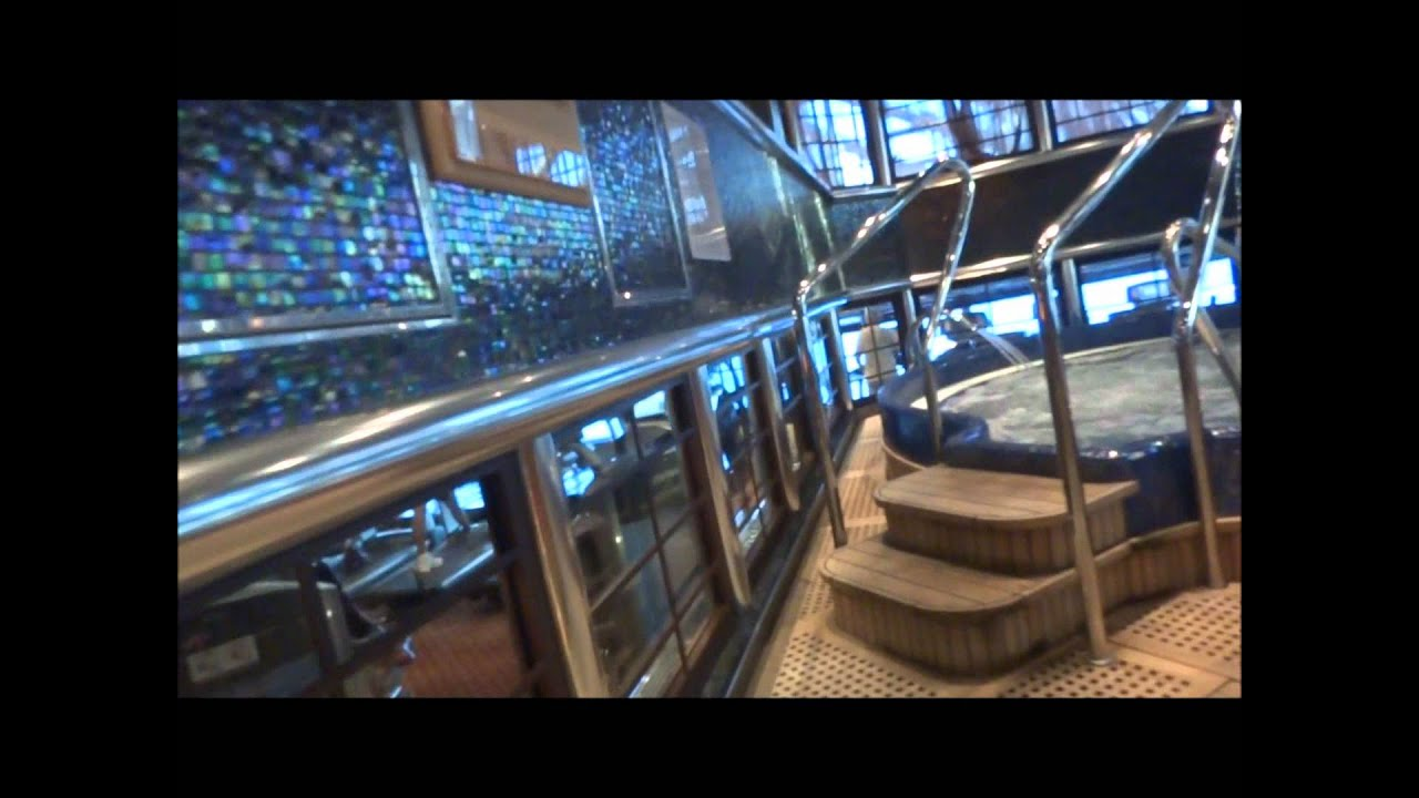 Carnival Dream Cloud 9 Spa Video 2 Youtube