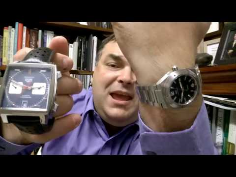 WRIST WATCH SEPERATION ANXIETY - Dealing with putting your timepieces in the bank safe
