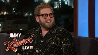 Jonah Hill on Tattoos, Tony Romo & New Movie
