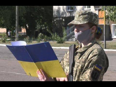 mistotvpoltava: Присяга випускників військової кафедри ПНТУ
