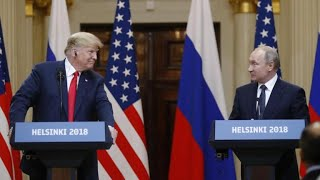 Trump's meeting with Putin draws condemnation from both parties