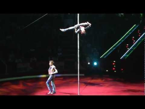 Акробатический дуэт на Мачте 2012 HD