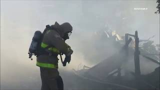 Spring Valley Residential Fire 2/24/2018