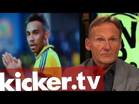 "Götze, Isak, Tuchel, Klopp: ""kicker.tv - der Talk"" mit Watzke - kicker.tv"