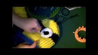 Finishing Up The Minion Hat Part 6