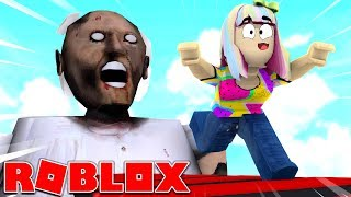 Roblox | Escape Granny's House With Laura!