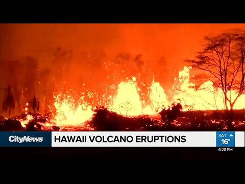 Tourists rethink travel to Hawaii due to active volcano
