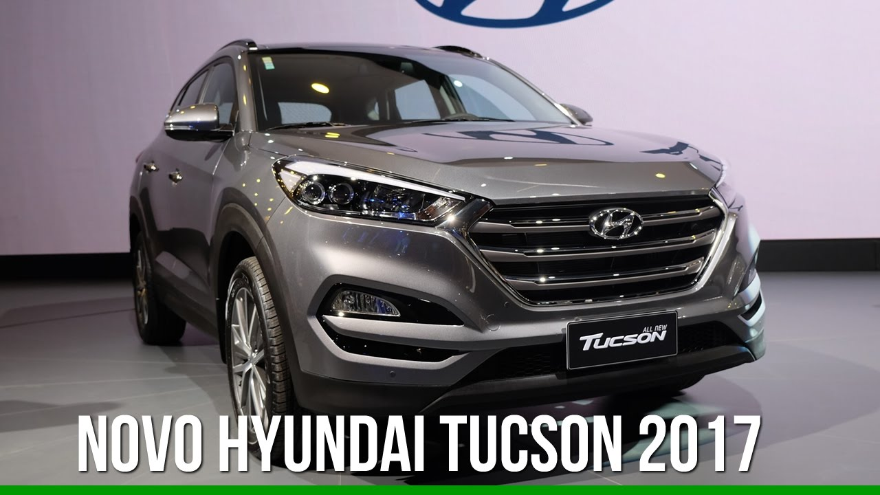 hyundai new tucson 2017 nacional sal o do autom vel carplace youtube. Black Bedroom Furniture Sets. Home Design Ideas