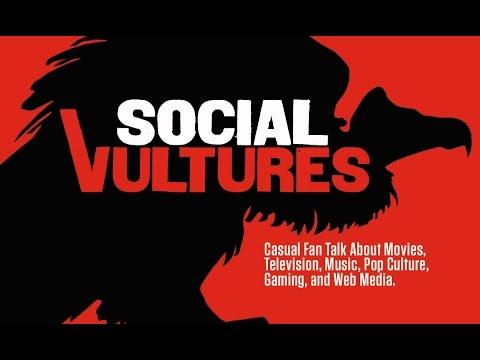 The Social Vultures talk Show: Episode 101