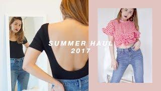 SUMMER TRY-ON HAUL 2017   เห่อเสื้อผ้าแฟชั่น Romwe, Shein, Instagram, Daniel Wellington