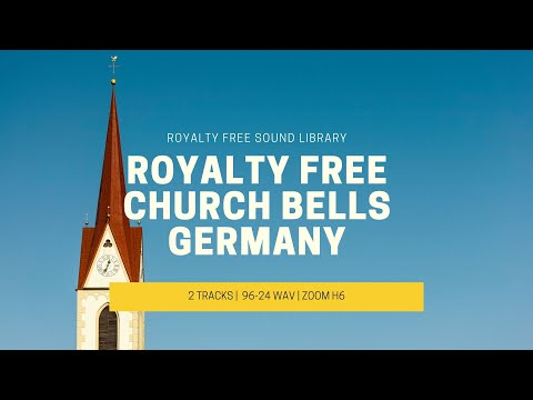 FREE RINGING CHURCH BELL SOUND EFFECTS! GERMANY SOUND