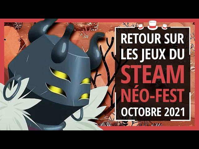 Retour sur 30 jeux du Steam Néo-Fest d'octobre 2021 | Cabaret Indé